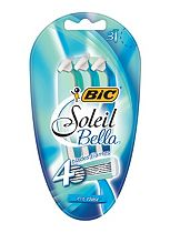 Bic Soleil Bella Disposable Razor 3 Pack