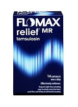 Flomax Relief MR - 14 capsules