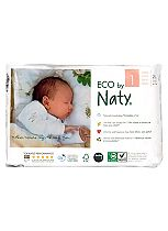 Naty Nature Babycare Size 1 Carry Pack - 1 x 26 Nappies