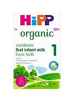 HiPP Organic Combiotic First Infant Milk 1 from Birth Onwards 800g