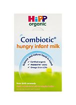 HiPP Organic Combiotic Hungry Infant Milk 2 from Birth Onwards 800g
