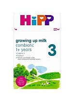HiPP Organic Combiotic Growing up Milk 3 from the 12th Month Onwards 600g