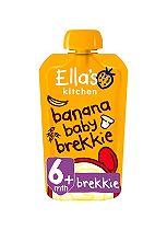 Ella's Kitchen Banana Baby Brekkie Stage 1 From 6 Months 100g