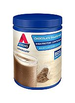 Atkins Advantage Chocolate Shake Mix  with sweeteners - 10 x 37 g