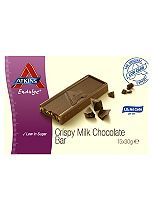 Atkins Endulge Crispy Milk Chocolate 15 x 30g Bars
