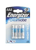 Energizer Ultimate AAA Batteries