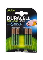 Duracell Active Charge Batteries AAA-  x4