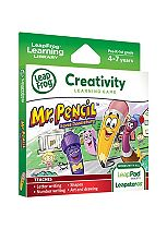 LeapFrog Mr. Pencil Saves Doodleburg Learning Game