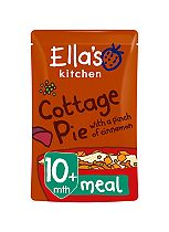 Ella's Kitchen Seriously Comforting Cottage Pie Stage 3 From 10 Months 190g