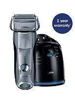 Braun Series 7 790cc-4 Electric Shaver with Cleaning Center
