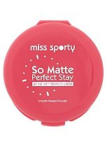 Miss Sporty So Matte Perfect Stay Powder