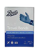 Boots  Adult Travel Bands (1 Pair)- 12 years +