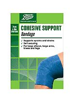 Boots Pharmaceuticals Cohesive Support Bandage (7cm x 4m)