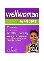 Vitabiotics Wellwoman Sports and Fitness