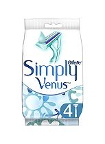 Gillette Simply Venus 2 Disposable Razors - 4 Pack