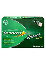 Berocca Boost - 20 effervescent tablets