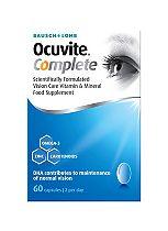 Ocuvite Complete - 60 capsules