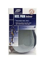 Boots Pharmaceuticals Orthotic Heel Pain Relief Small (Size 2-6)