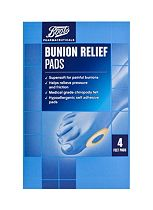 Boots Pharmaceuticals Bunion Relief Pads (4 Felt Pads)