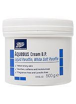 Boots Aqueous Cream B.P - 500ml