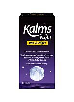 Kalms Night One-A-Night Valerian Root Extract 385mg 21 Tablets