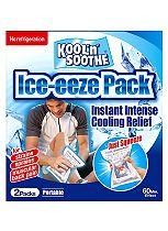 Kool'n'Soothe Ice-eeze Pack - 2 Pack