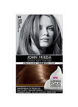 John Frieda Precision Foam light natural brown 6N