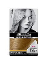 John Frieda Precision Foam medium natural blonde 8N
