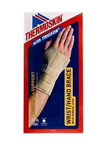 Thermoskin Wrist/Hand Brace with Dorsal Stay - Right Medium