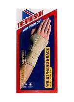 Thermoskin Wrist/Hand Brace with Dorsal Stay - Left Medium