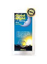 Good Night Snoring Ring - Small