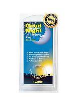 Good Night Snoring Ring - Large