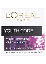 L'Oréal Paris Dermo-Expertise Youth Code Rejuvenating Anti-Wrinkle Night Cream 50ml