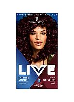 Schwarzkopf LIVE Intense Colour 047 Plum Perfection Hair Dye