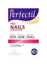 Perfectil Plus Nails Extra Support - 60 Tablets