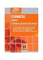 Boots Echinacea Tablets - 60 Tablets