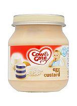 Cow & Gate Egg Custard from 4-6m Onwards 125g
