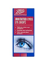 Boots Pharmaceuticals Irritated Eyes Eye Drops (10ml)