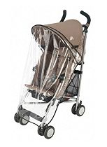 Maclaren Triumph & Quest Pushchair Rain Cover 2012 - Single