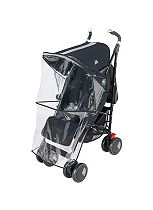 Maclaren Techno XT Pushchair Raincover 2012 - Single