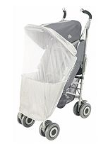 Maclaren Techno XT Pushchair Mosquito Net - Single