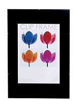 The Photo Album Company A4 Non-Glass Clip Photo Frame