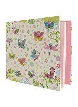 Flutterflies Slip-In Photo Album 160 6x4