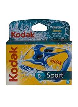 Kodak Sport Disposable Waterproof Camera