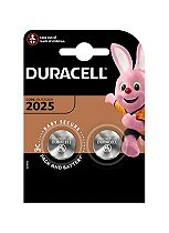 Duracell 2025 Electronics Battery - 2 Batteries
