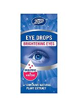 Boots Pharmaceuticals Brightening Eyes Eye Drops (10ml)
