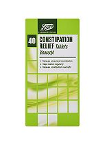 Boots Constipation Relief Tablets - 40 Tablets