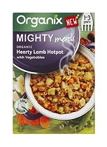 Organix 12m+ Hearty Lamb Hotpot with Vegetables Mighty Meal 200g