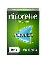 Nicorette microtab 2mg 100s (G)