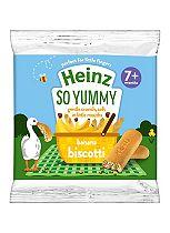 Heinz 7+ Months Banana Biscotti Snack 60g